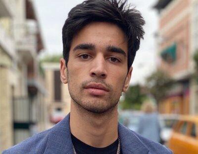 """Daniel Arias ('Cuéntame'): """"Interpretar al joven Antonio Alcántara es un reto porque es un personaje infinito"""""""
