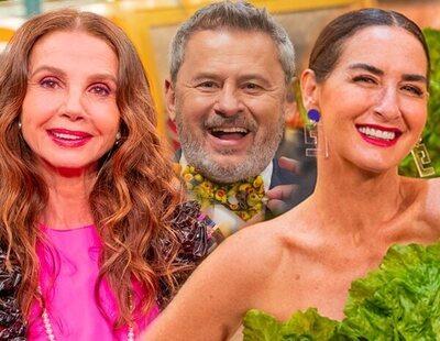 """Victoria Abril: """"Mi nivel de cocina era de un 7 y tras 'MasterChef Celebrity' es de un 4"""""""