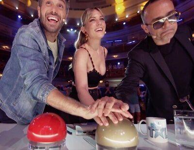 'Got Talent España': Un Récord Guinness y el Pase de Oro conjunto marcan la 3ª gala de la 7ª edición