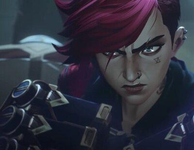 "Tráiler de 'Arcane', la serie animada de ""League of Legends"", que llega el 6 de noviembre a Netflix"