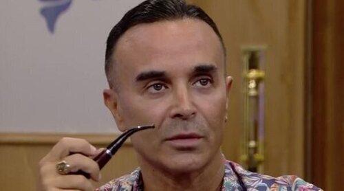 ¿Es Luis Rollán el encargado de alimentar las tramas de 'Secret Story', como el beso de Luca y Cristina?