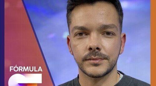 """Sergio Rivero, ganador de 'OT 2005': """"A todo el mundo que ha pasado por este programa le ha cambiado la vida"""""""