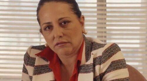 'Paquita Salas' celebra el Día de la Hispanidad con una secuencia inédita de Noemí Argüelles