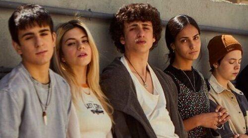 'HIT' estrena su segunda temporada el 21 de octubre y presenta los nuevos personajes