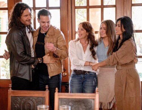 Primer avance del regreso de 'Pasión de gavilanes' con el reencuentro del elenco