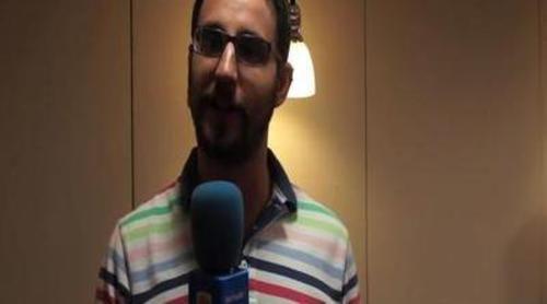 """Dani Rovira: """"Estoy muy a gusto en un barco comandado por Eva Hache"""""""