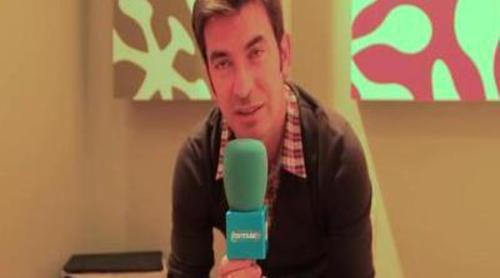 """Arturo Valls: """"'buenAgente' es una serie que querría tener cualquier cadena"""""""