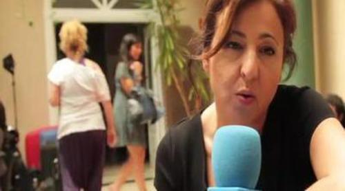"""Carmen Machi: """"Estoy viviendo la experiencia de grabar 'Rescatando a Sara' más allá de mi trabajo"""""""