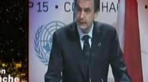 Zapatero canta una canción en 'Con Hache de Eva'