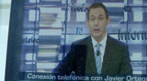 Hilario Pino entrevista al patrón del barco Javier Ortega en 'Alakrana'