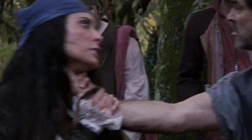 Carmen Bocanegra pelea contra Esteban Yáñez de Oliveira en 'Piratas'