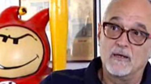 José Luis Martín, editor de El Jueves, justifica la portada sobre Ortega Cano