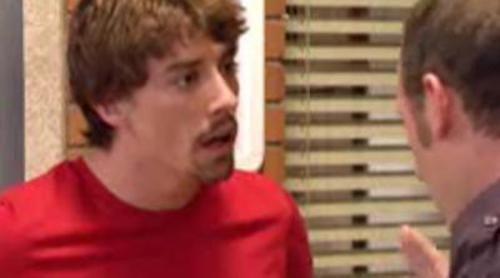 Jorge (Adrián Lastra), el nuevo compañero de Sebas, tomado por violador en 'buenAgente'