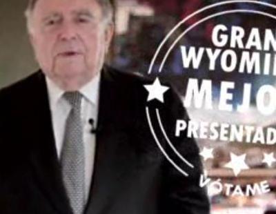 Luis María Ansón apoya a Wyoming como Mejor Presentador