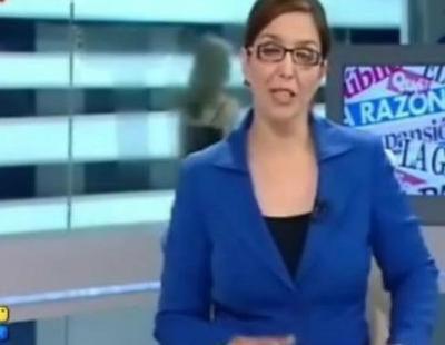 María López se atribuye la culpa del error de imágenes de Telemadrid el pasado jueves