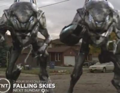 'Falling Skies' despide su primera temporada con un increíble final