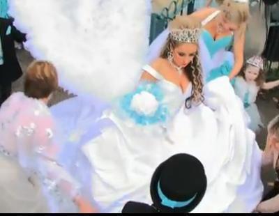 Promo de 'Mi gran boda gitana', nuevo programa de Antena 3