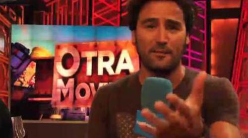 """Raúl Gómez: """"Mi papel en 'Otra movida' está muy abierto y puede pasar cualquier cosa"""""""