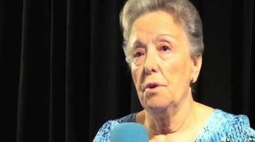 """María Galiana: """"Herminia es una especie de termómetro de la familia Alcántara en 'Cuéntame cómo pasó'"""