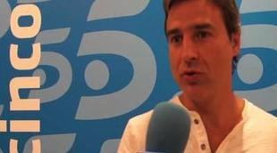 """Alberto San Juan: """"'Cheers' tiene fidelidad a la esencia de la historia pero nos lo hemos tomado con mucha libertad"""""""