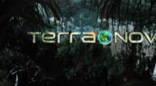 Así es el set de rodaje de 'Terra Nova'