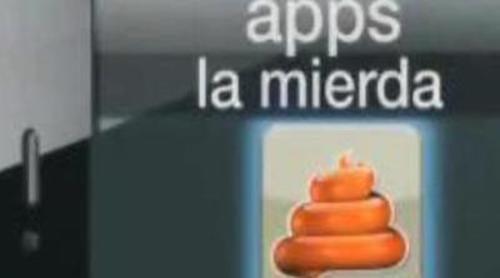 """Dani Mateo debutó en 'El intermedio' con """"Apps la mierda"""", su particular visión de las aplicaciones para iPhone"""