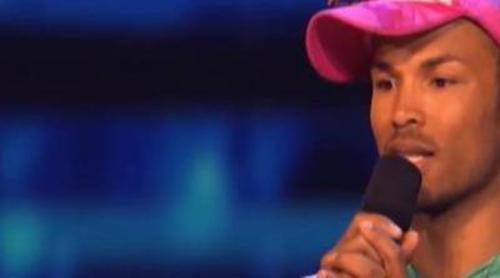 """Promo 'The X Factor' USA: """"Xander"""""""