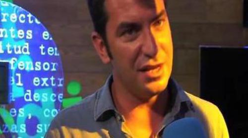 """Arturo Valls: """"'buenAgente' es la prioridad. '¡Ahora caigo!' se hacía sólo si podía seguir allí"""""""