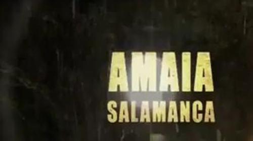 Amaia Salamanca se transforma en zombie para promocionar 'The Walking Dead'