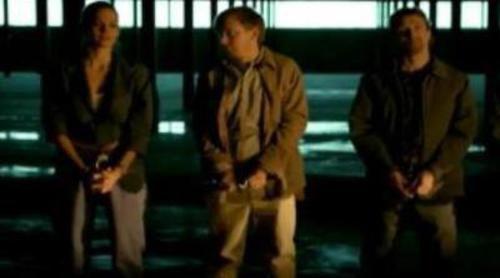 Los U.S. Marshalls explican su misión a los fugitivos que protagonizan 'Ex-Convictos' en Fox Crime