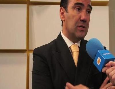 """Alejandro Samanes: """"El futuro de 13tv será tranquilizador cuando superemos el 1,5%"""""""