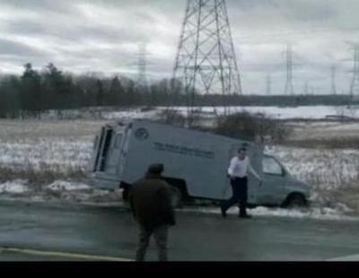 T-Bag tiene un accidente tras fugarse en el próximo episodio de 'Ex-Convictos'