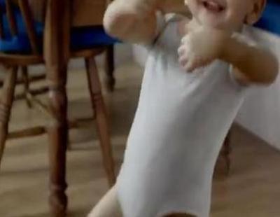 """Un bebé canta """"Toda"""" de Jesulín de Ubrique para anunciar sopas"""