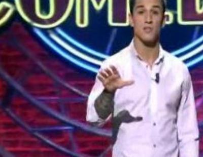 El futbolista Nene habla en 'El club de la comedia' sobre sus antiguos compañeros