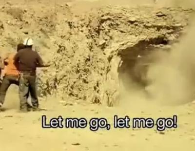 Tráiler de 'Los 33 de Atacama', la TV movie sobre los mineros atrapados en la mina de San José
