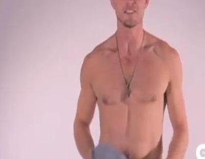 Wilson Bethel, de 'Hart of Dixie', se desnuda en una campaña de The CW contra el cambio climático