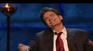 Charlie Sheen se enfrenta a sí mismo en Paramount Comedy