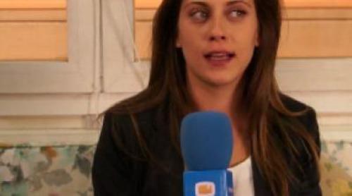 """María León: """"'Con el culo al aire' va a servir para que todos nos renovemos"""""""