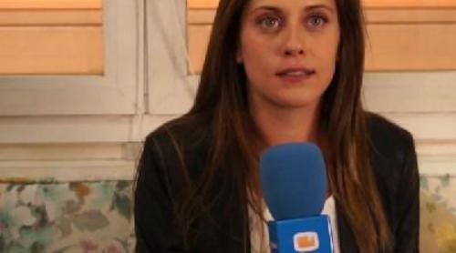 """María León: """"No quiero que se me quite la etiqueta de 'hermana de Paco León', es un orgullo para mí"""""""