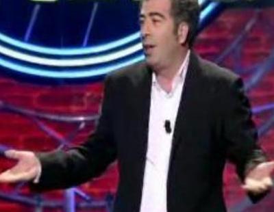 Agustín Jiménez cuenta en 'El club de la comedia' la bella fábula del clítoris