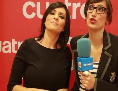 """Silvia Abril: """"Desde 'Las noticias de las 2', no vamos a competir con 'El hormiguero'. Vamos a convivir"""""""