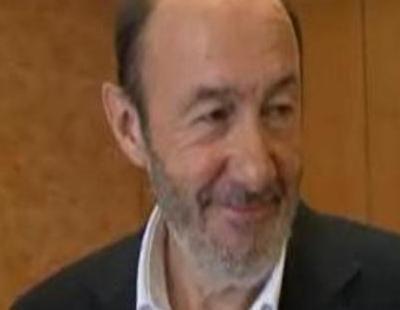 Rubalcaba expone sus ideas en 'Salvados' tras concertar su entrevista vía twitter