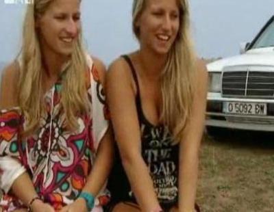 Dos gemelas modificarán su coche al estilo Paris Hilton el domingo en 'MTV Tuning España'