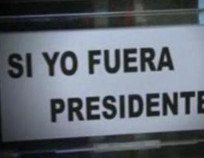Jordi Évole pregunta a los ciudadanos en 'Salvados' qué harían si fueran presidentes