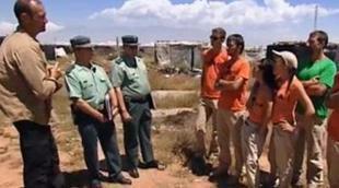 El grupo de 'El campamento' comparte trabajo con EDATI, el equipo de atención al inmigrante
