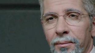 Eva interroga a un psiquiatra interpretado por Eduardo Velasco en 'Homicidios'