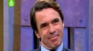 José María Aznar cambia la mosca de 13tv por la de laSexta