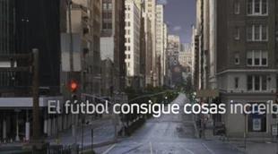 Spot de 'Alphas' que SyFy ofrecerá en el transcurso del clásico Real Madrid-Barça