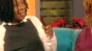 A Whoopi Goldberg se le escapa un pedo durante 'The View'