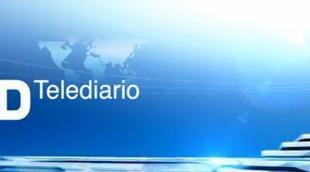 Nueva cabecera de los 'Telediarios' de La 1, en formato panorámico